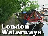 LONDON WATERWAYS